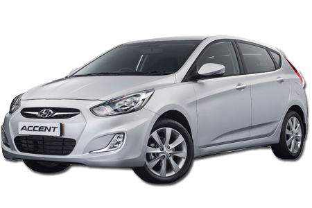 hyundai accent rent a car