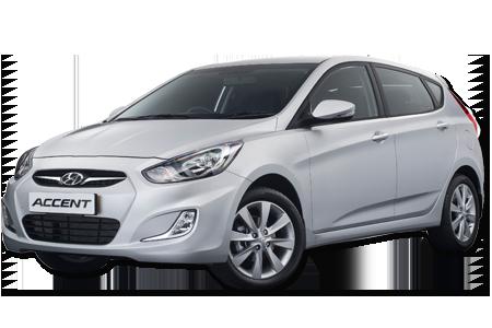 hyundai accent rent a car