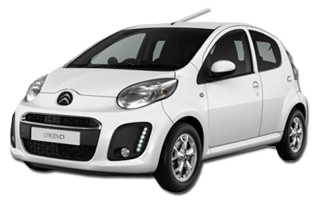 samos rent a car citroen c1