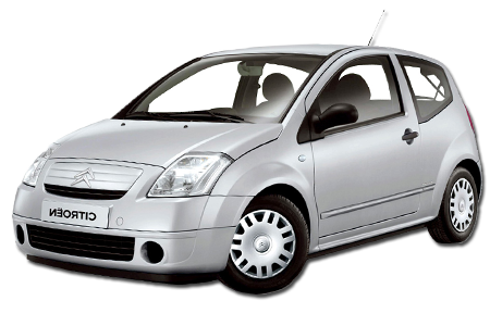 rent a car samos citroen c2