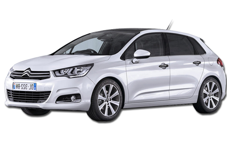 citroen c4 samos rent a car