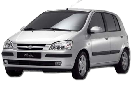 hyundai getz rent a car in samos