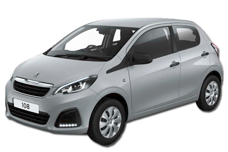 rent a car samos peugeot 108