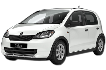 rent a car in samos skoda