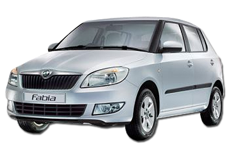 samos rent a car skoda fabia